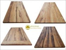 Tischplatte, Arbeitsplatte, Waschtisch aus Altholz - altholzmoebel ...